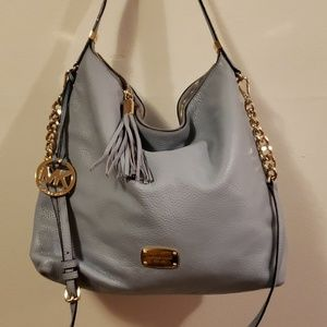 Michael Kors Leather Purse & Matching Wallet